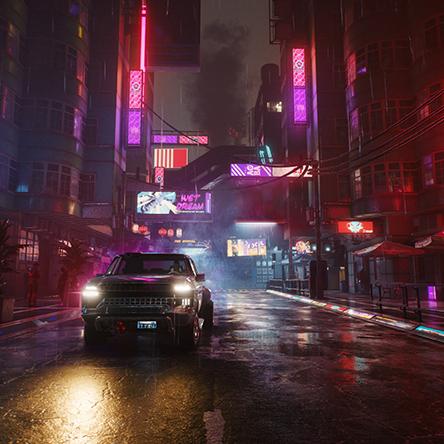 Cyberpunk 2077 on GOG.COM